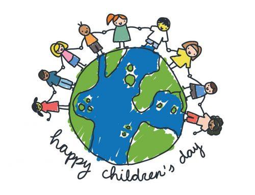 Weltkindertag am 22.9.2019 auf dem Schlossplatz