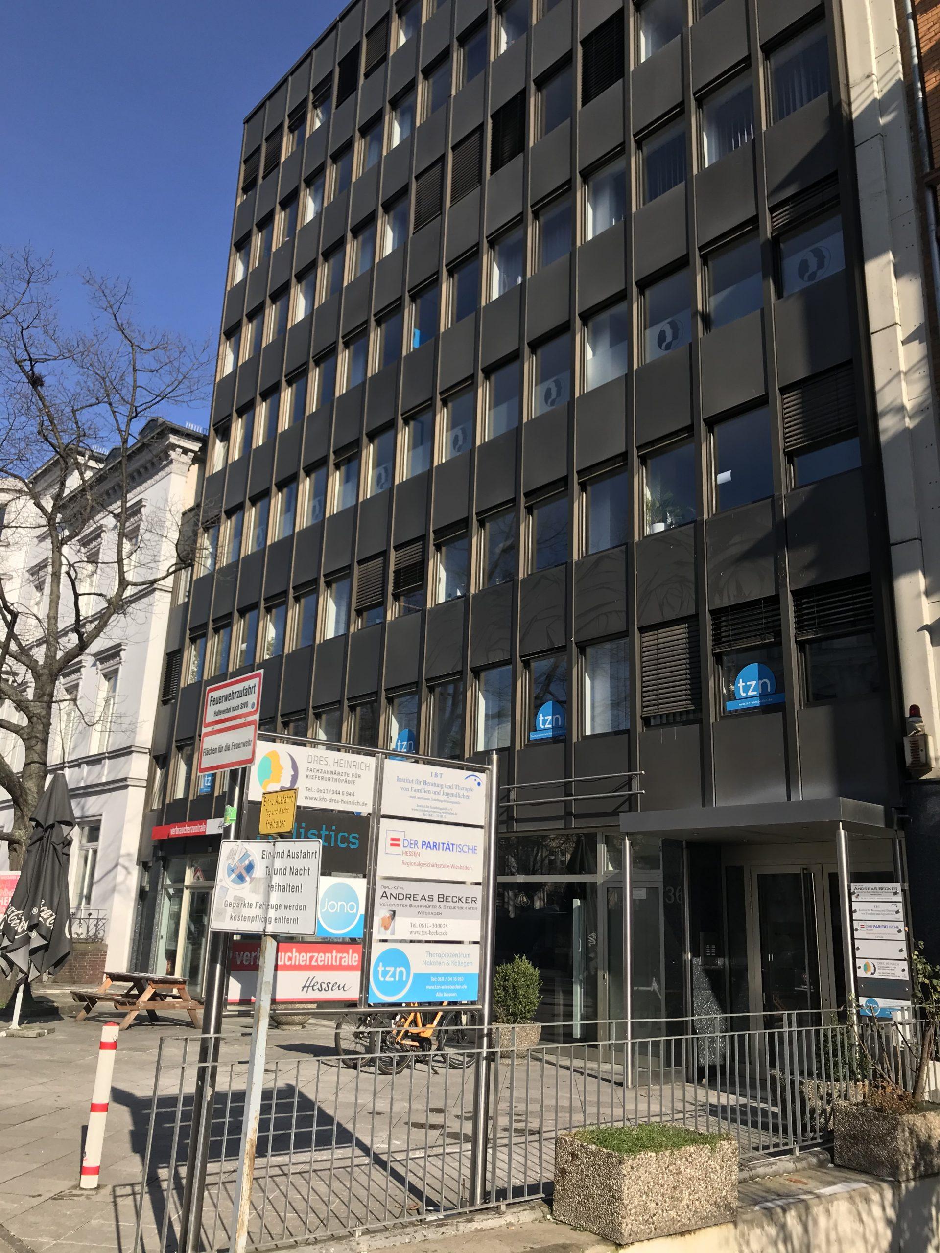 Institut für Beratung und Therapie von Familien und Jugendlichen in Wiesbaden - ITB - Unsere Räume - 5