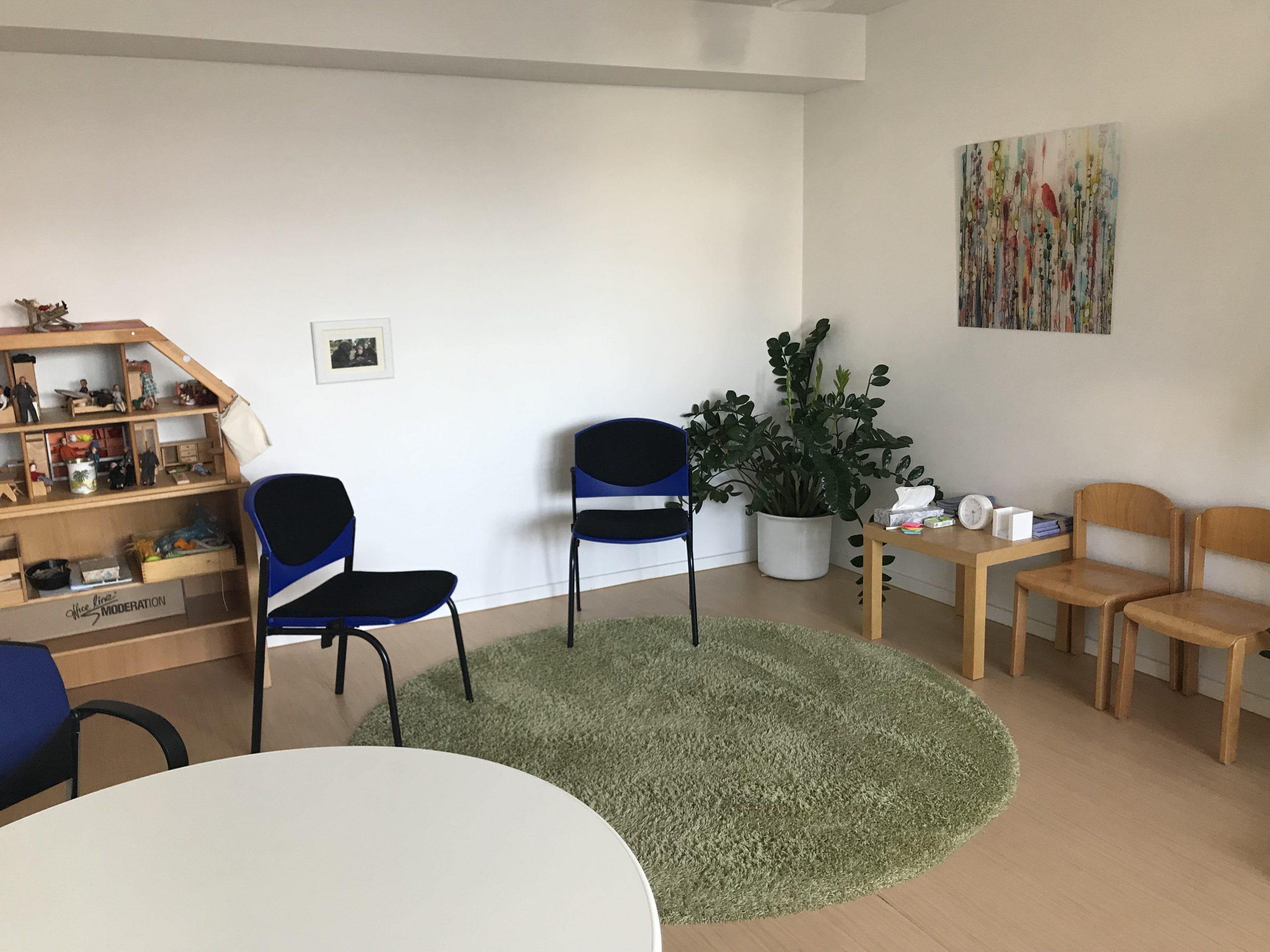 Institut für Beratung und Therapie von Familien und Jugendlichen in Wiesbaden - ITB - Unsere Räume - 3