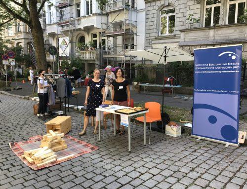 Sommerfest am 30.8.2019 in der Unteren Niederwaldstraße