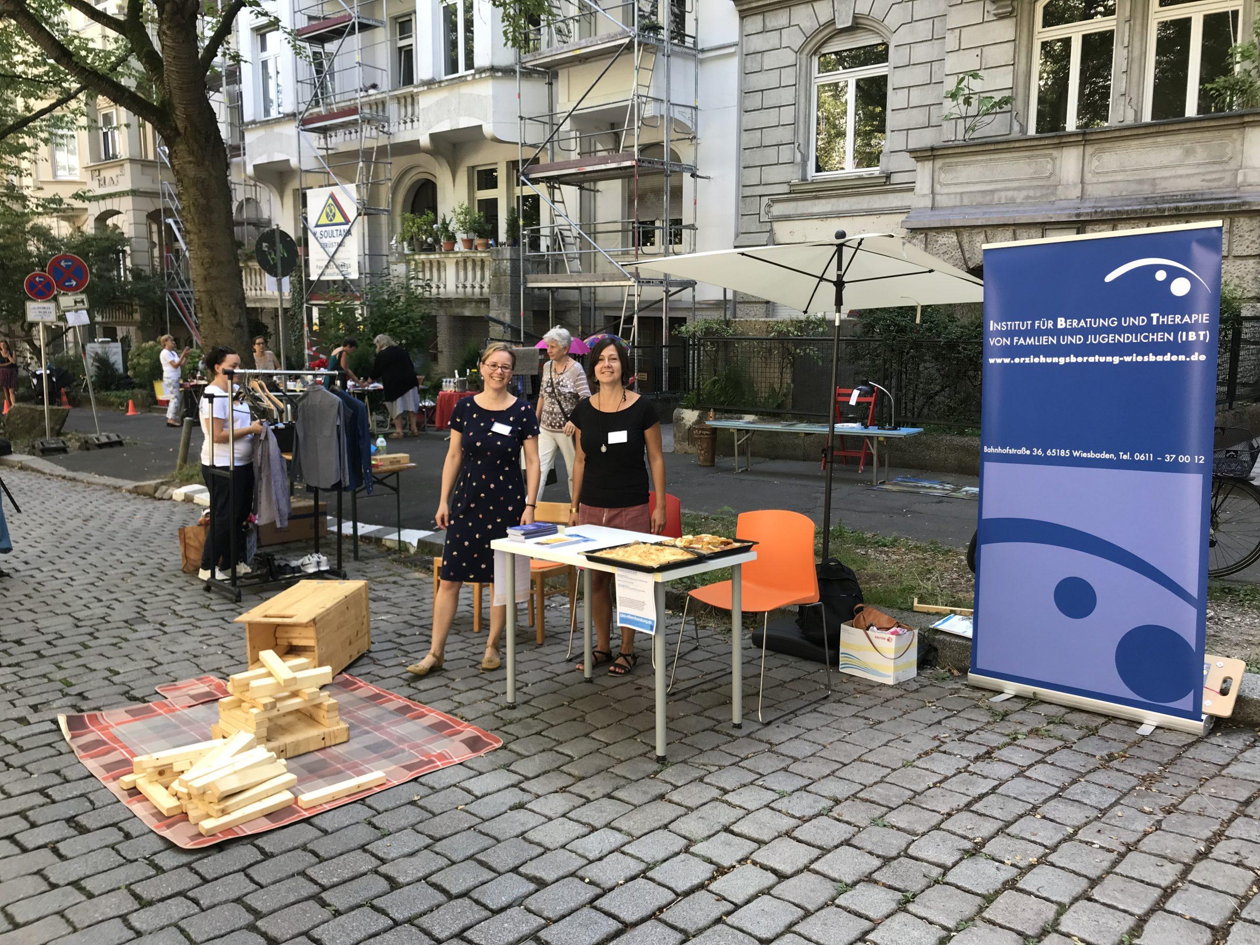 ITB - Sommerfest am 30.8.2019 in der Unteren Niederwaldstraße in Wiesbaden
